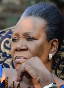 MADAME CATHERINE SAMBA PANZA