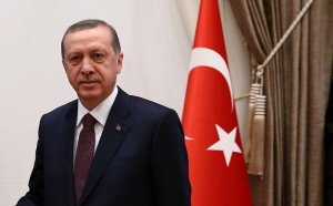 Président turc, Raccip tayyip erdogan