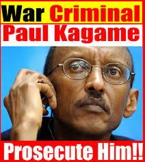 P.KAGAME-CRIMINEL DE GUERRE
