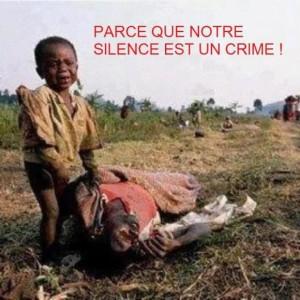 MASSACRES EN R. D. CONGO