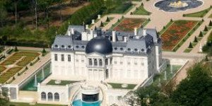 le chateau le plus cher du monde acheté par MBS