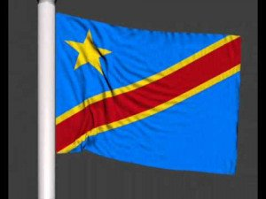 drapeau r. d. congo