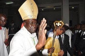 mgr-benjamin-ndiaye chef de l'église du Sénégal