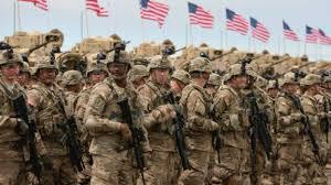 soldats ds Etats Unis