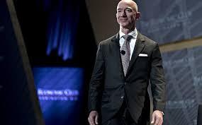Jeff Bezos 1ère fortune mondiale