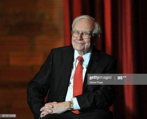 Warren Buffet 3ème fortune mondiale