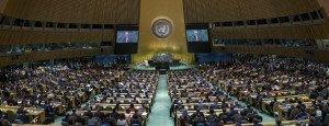 dirigeants du monde a l'assemblée générale de l'onu