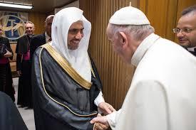 chrétien et musulman sont frères en Dieu qui nous a tous créés